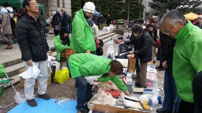 2-京都平安ライオンズクラブ 市役所前フリーマーケット