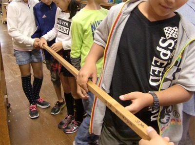 2-151008安城東部小学校 小堀京仏具工房見学