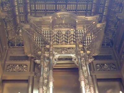 金仏壇御堂造