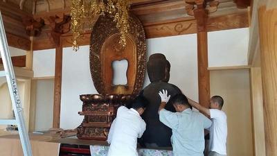 4-悠久の歴史を持つ無量寿福寺様ご納入