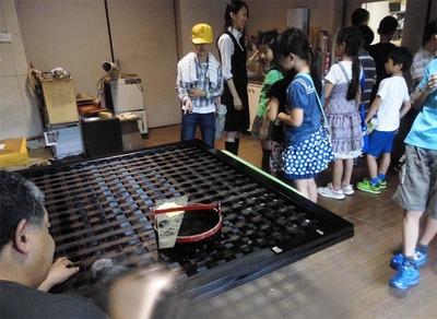 3-夏休み児童工房体験