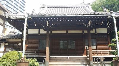 1-東京都港区のお寺様