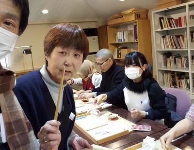 4-工房見学 デザインウィーク京都の皆さん
