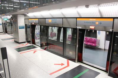 1-131108シンガポール地下鉄