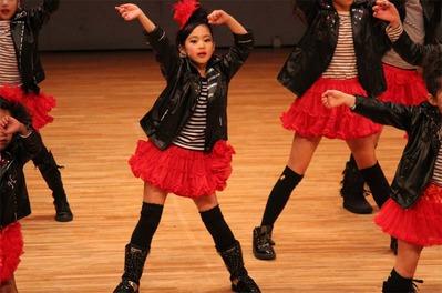 4-150125孫ゆうさんのダンス