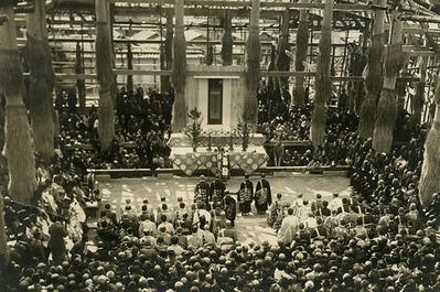 5-141010岐阜別院様 1951年再建の写真