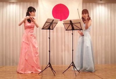 3-トリオ・シャンテの演奏