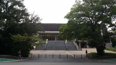 2-橿原神宮と新体操
