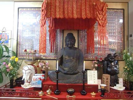 ご本尊 みんなのお寺 十輪院仏教相談センター