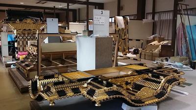 4-141110東京から中学生の工房見学