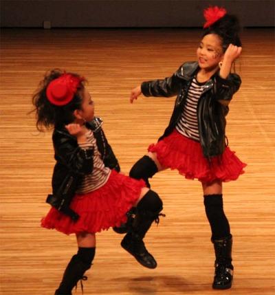 3-150125孫ゆうさんのダンス