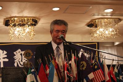 1-121018京都平安ライオンズクラブ結成53周年記念例会