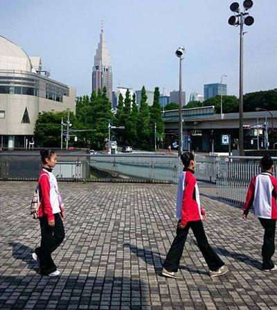 アビーロード  全日本新体操ユースチャンピオンシップ