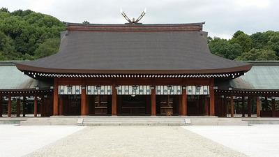 1-橿原神宮と新体操