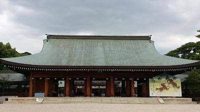 3-橿原神宮と新体操