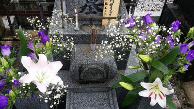 1-160619静寂な墓参り