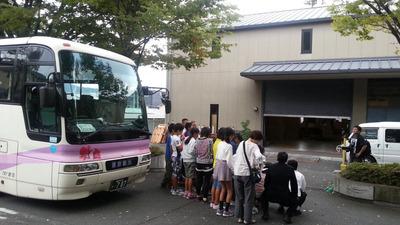 6-131011五感見学 京仏具工房