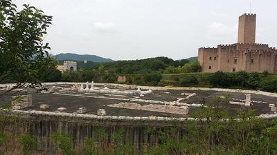 7-ローマの遺跡