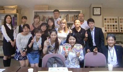 14-台湾 文藻外国語大学から小堀京仏具工房に