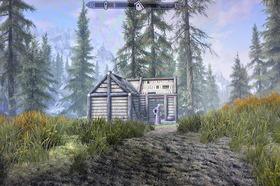 アニスの小屋