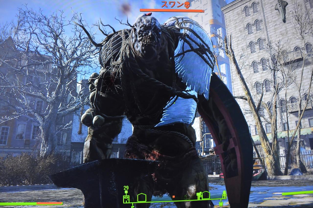 Falloutシリーズ攻略・人物紹介