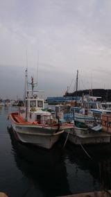 港曇り空の師崎