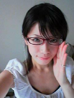 ひさしぶりのメガネっ娘(*´ω`) : 中原涼オフィシャルブログ