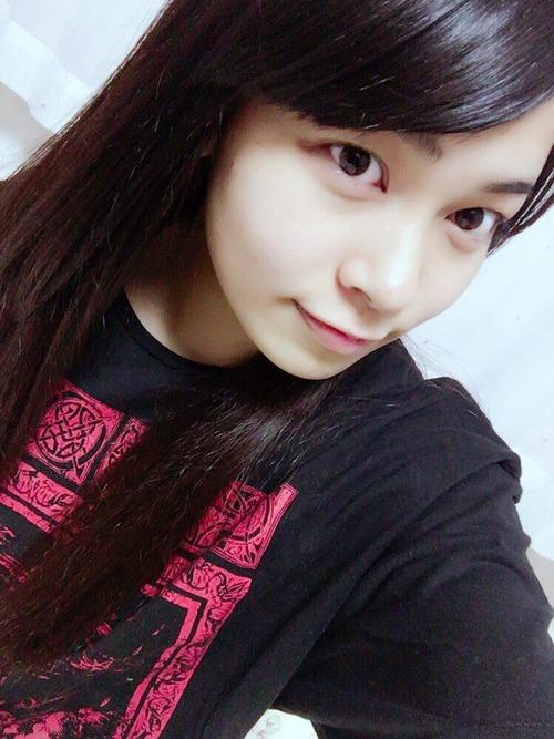 沖縄アイドル「Tincy」BABYMETAL The One Teeでツイート