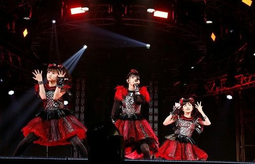 WOWOW:11/22(水)21;30~BABYMETAL「RED NIGHT」「BLACK NIGHT」再放送