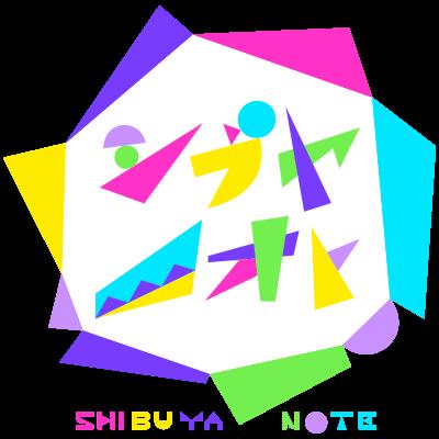 shibuyanote_logo