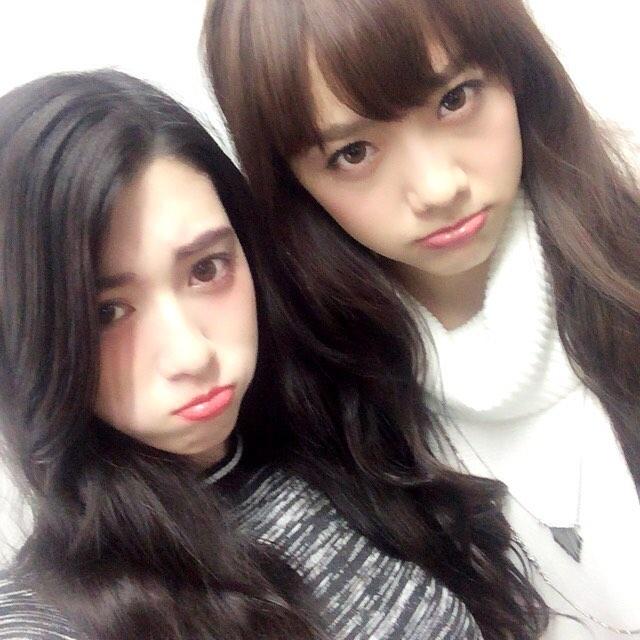 怒り顔の松井愛莉
