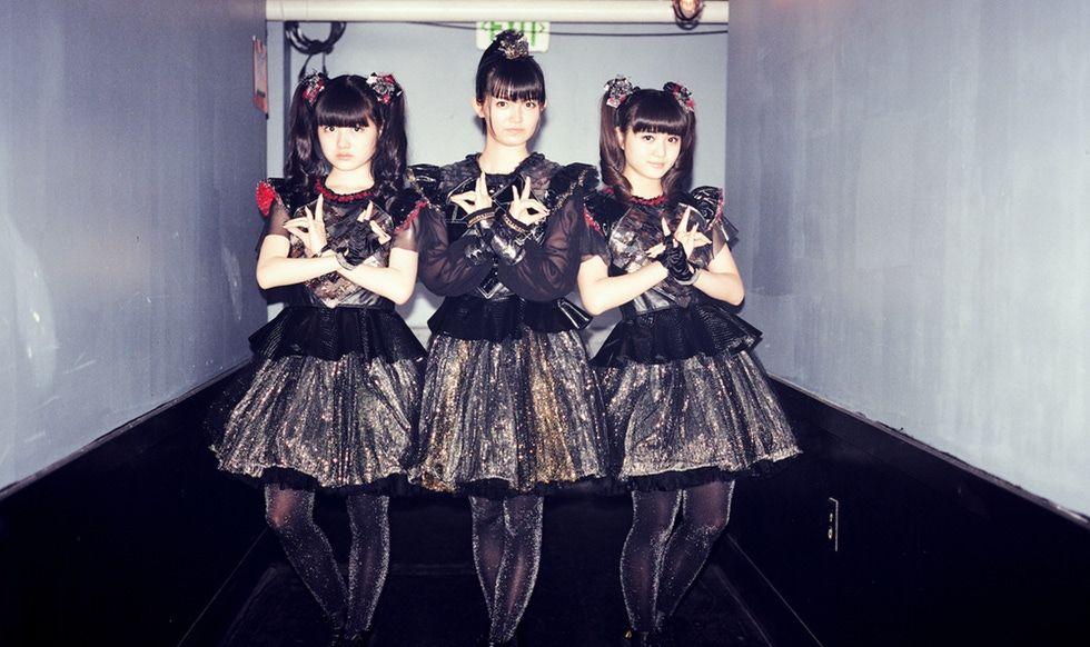 (米)メディア「Milk」がBABYMETALを日本で一番カワイイ・メタル・バンドと紹介、ほか海外記事翻訳 ...