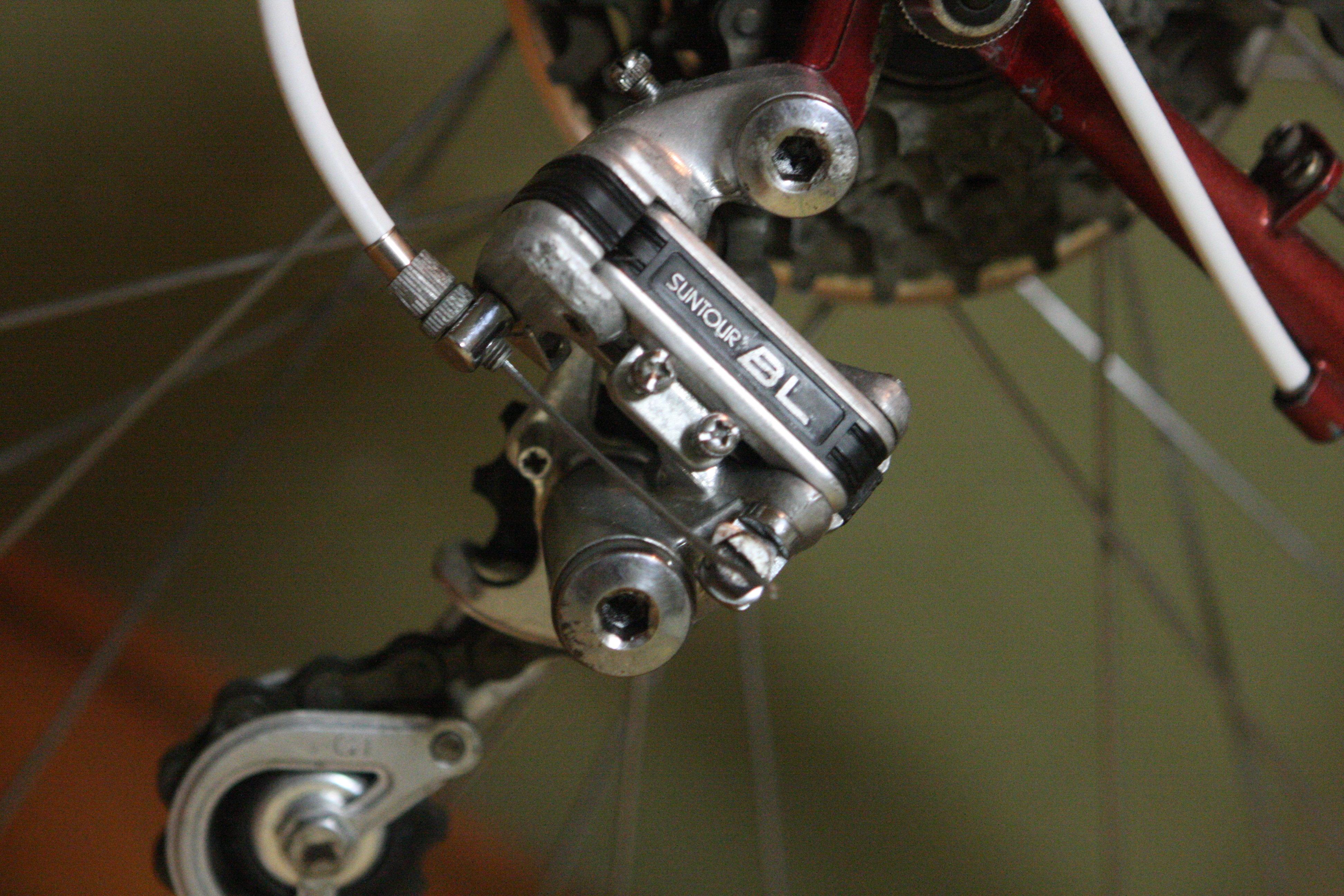自転車の 自転車 錆止め チェーン : 久々に、走ってみるかな ...
