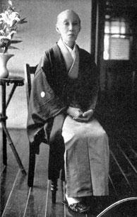 西郷糸子-70歳頃