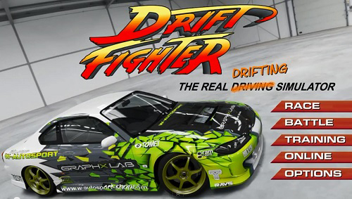 DriftFighter