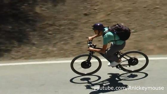 2WD電動自転車