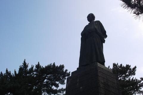 桂浜(坂本龍馬)