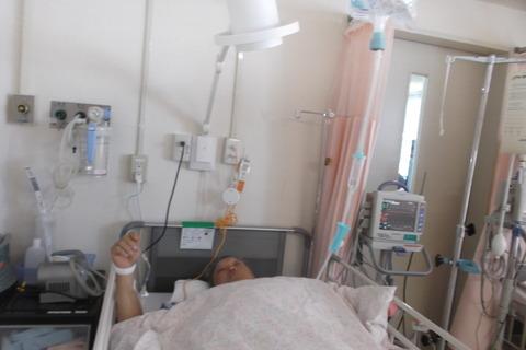手術後の1日目
