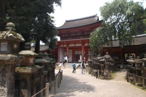 奈良県春日大社