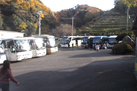 2観光バスの津波