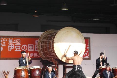 農業祭太鼓