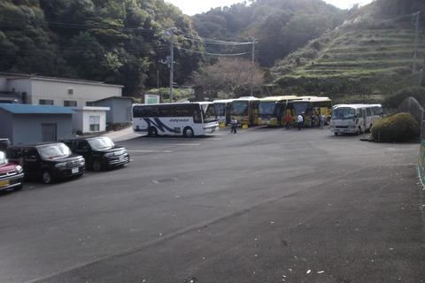 園児のバス