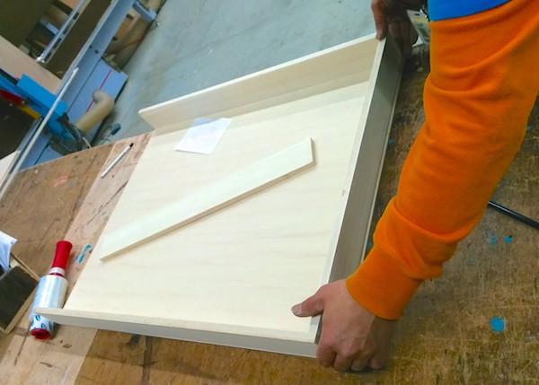 箱庭づくり木材加工