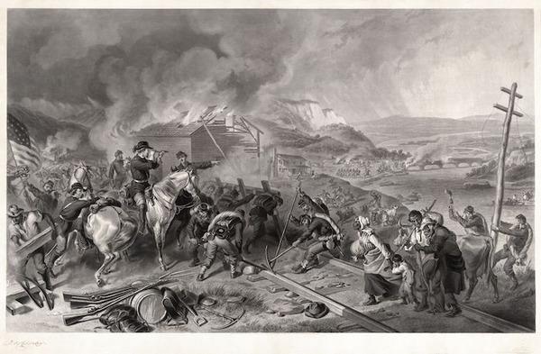 南北戦争におけるシャーマン将軍の破壊