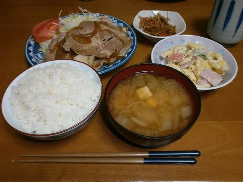 突撃!!今日の晩ごはん!!