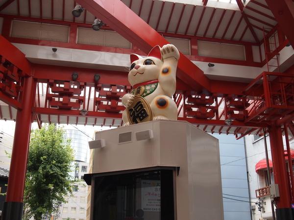大須商店街 名古屋 招き猫