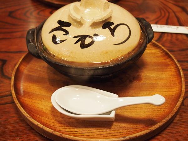 味噌煮込みうどん 土鍋