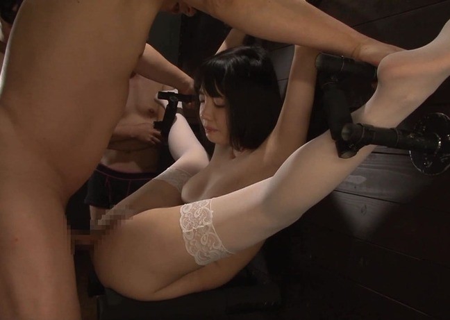 鈴木心春 拘束 16-8