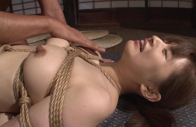新山沙弥 緊縛 8-29