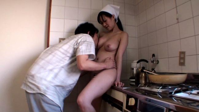 菅野さゆき 全裸家政婦 1-58